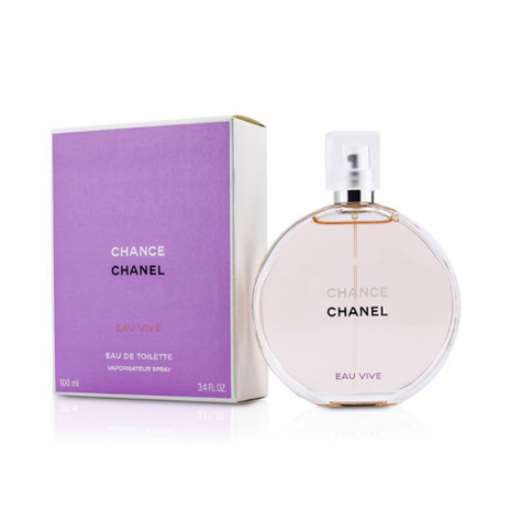 Chance Eau Vive Eau De Toilette Spray 2