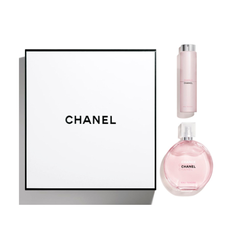 Chanel Chance Eau Tendre Twist and Spray Set