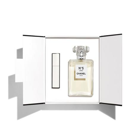 Chanel N5 Leau Gift Set